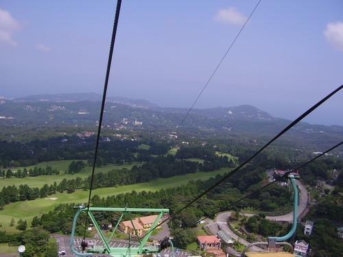 大室山リフト2